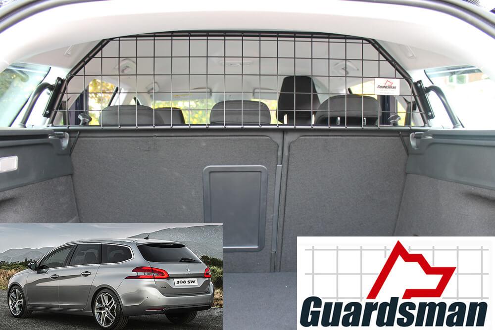 Guardsman Peugeot 308sw Mk2 2013 Onwards Dog Guard