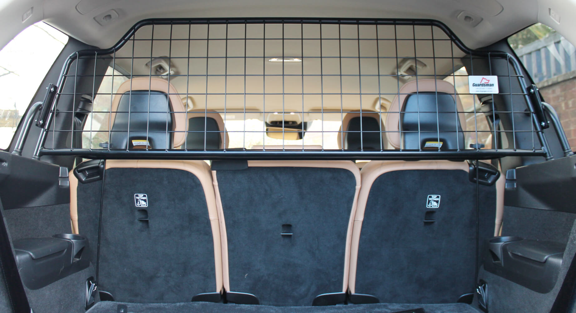 Guardsman - XC90 Mk2 (2015 ONWARDS) DOG GUARD (Part No.G1407)