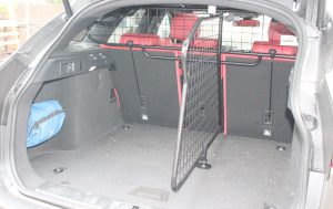 Jaguar F Pace Dog Guard and Boot Divider